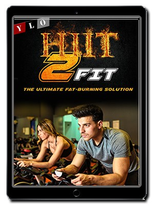 HITT 2 Fit Guide Cover on Phone