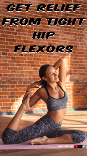 Get Relief From Tight Hip Flexors