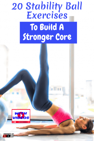 Stability Ball Benefits and Exercises for Core Muscles