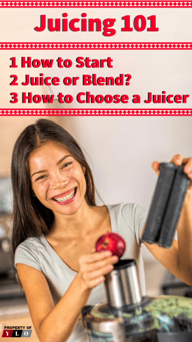 Is Juicing Good For You