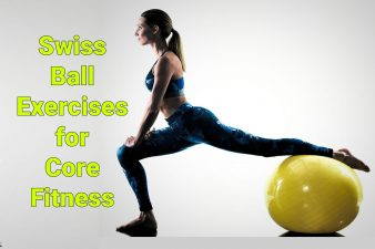 Swiss Ball Exercises for Core Fitness