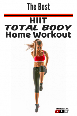 HIIT Workout at Home Program