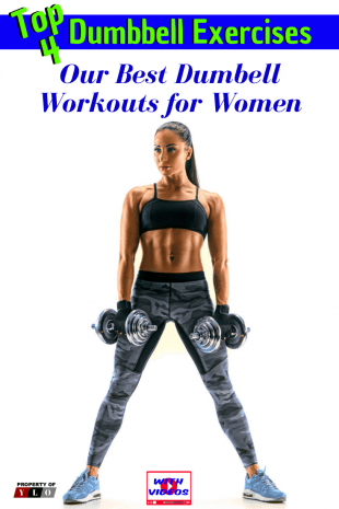 Best Dumbell Workouts for Women