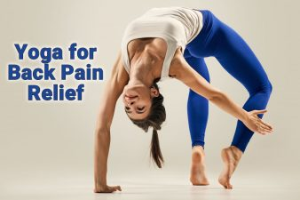 12 yoga poses to relieve lower back pain on both sides