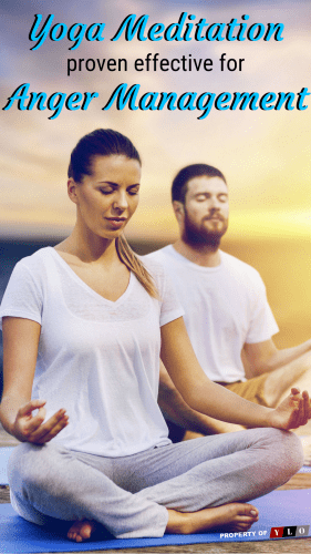 Yoga Meditation For Effective Anger Management