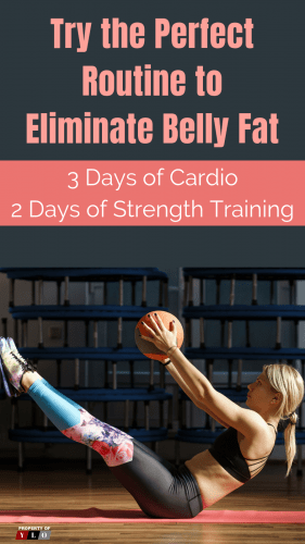 Days of Cardio and 2 Days of Strength Training