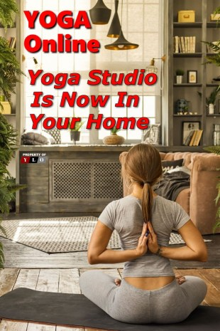 Yoga Online - Yoga Studio Is Now In Your Home