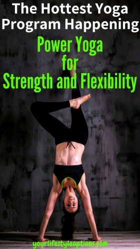 Hottest Yoga - Power Yoga for Strength and Flexibility
