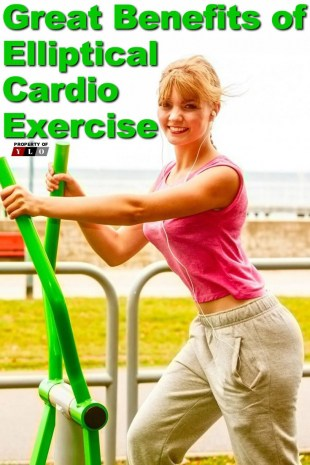 Great Benefits of Elliptical Cardio Exercise