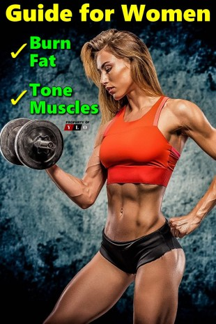 Guide for Women - Burn Fat - Tone Muscles
